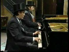 What an inspiring talent - piano duet playing Boogie Woogie a la Dr. John. Enjoy! Paul www.GetUNstuckNow.org