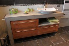 Ikea Hack - Aufsatzwaschbecken | Badezimmer | Pinterest | Ikea hack
