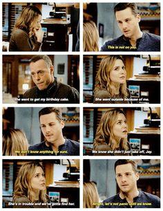 Lindsay and Halstead - 2x20