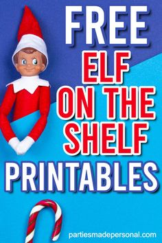 Great Absolutely Free Free Elf on the Shelf Printables (Fun Activities and Signs Ideas FREE Elf on the Shelf printables – including Elf on the Shelf activities and Elf on the Shelf sig Elf On The Self, The Elf, Birthday Greeting Cards, Happy Birthday Cards, Elf On Shelf Printables, Free Printables, Birthday Elf, Awesome Elf On The Shelf Ideas, Happy Birthday Printable