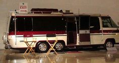 Perhaps one of Detroit's illegitimate step-children, such as the DeLorean, the GMC Motorhome was an RV for the masses. Modular and cheap, the GMC sold well for several years before being swallowed by the 1980s.