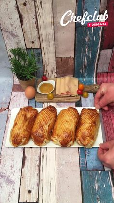 Chicken Recipes Video, Easy Chicken Dinner Recipes, Meat Recipes, Cooking Recipes, Cordon Bleu, Diy Food, Easy Healthy Recipes, Food Dishes, Food Videos