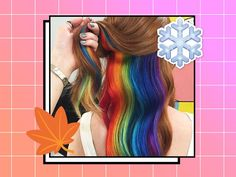I got: Hidden rainbow! QUIZ: Which Hair Trend Should You Try This Autumn And Winter?
