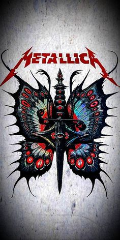Metallica Album Covers, Metallica Albums, Metallica Tattoo, Metallica Art, Heavy Metal Rock, Heavy Metal Bands, Rock Band Posters, Vintage Music Posters, Band Wallpapers
