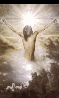 Jesus-Rise-Live God Loves You, Gods Love, Love You, Movie Posters, Google, Saints, Prayers, Dios, Faith
