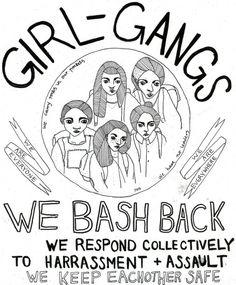 Girl Gang | mikkipedia
