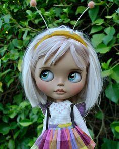 Looking for butterflies #suedolls #customblythe #alpacareroot