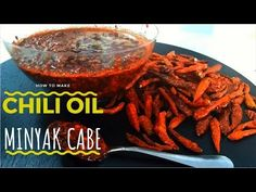 Thai Peppers, How To Make Chili, Chili Oil, Make It Simple, Stuffed Peppers, Chicken, Youtube, Easy, Food