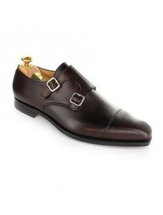 Crockett and Jones Lowndes | Double Buckle Monk Shoes
