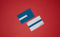 Yann Chenaux - Business cards on Behance