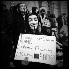Say what you want about Anonymous's role in the Steubenville rape scandal, but this is pretty powerful.