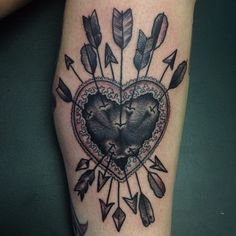 Roses are red. Violets are blue. This Valentine's Day we want a new tattoo! As February approaches love is not only in the air, but also in the ink we wear! Check out some of our favorite tattoos that. [ read more ] Trendy Tattoos, Love Tattoos, Beautiful Tattoos, Body Art Tattoos, New Tattoos, Small Tattoos, Tattoos For Guys, Tattoos For Women, Tatoos