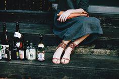 Summer sandals: Jeffrey Campbell Maude sandal