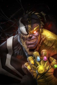 Venom & Thanos