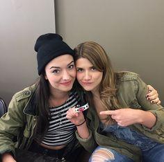 Natasha Negovanlis & Elise Bauman!!!!