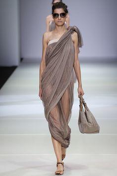 Milan Fashion Week Day 4 Giorgio Armani  Spring/Summer 2015  Ready to wear  20 September 2014