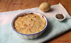 Polpettone di cavolfiore Oatmeal, Good Food, Breakfast, Recipes, Dolce, The Oatmeal, Morning Coffee, Rolled Oats, Recipies