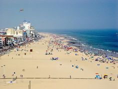 John's and My first vacation together .... Ocean City, MD.  Hurricane Sandy destroyed this beautiful place :(