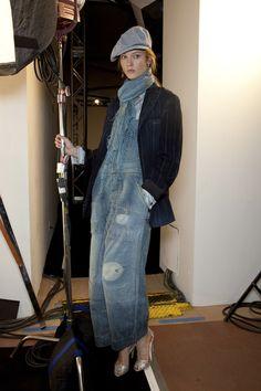 Ralph Lauren Spring 2010 - Backstage