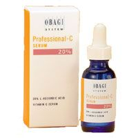 Obagi Professional C Serum 20% helps stimulate collagen synthesis, provides sun protection, and remains in the skin for up to 72 hours. Only for $89.00 by BellaMedspa