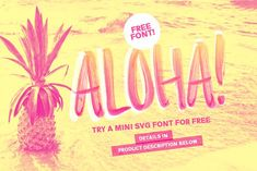 Summer Loving Font Collection by Nicky Laatz on @creativemarket