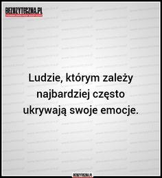 Ludzie, którym zależy najbardziej często… » Bezuzyteczna.pl- Codzienna dawka wiedzy bezuzytecznej