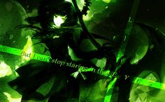 Anime - Black Rock Shooter  - Dead Master Wallpaper