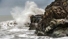 Splash http://ift.tt/1PwaAJe PembrokeshireScott matthewsWalesWaverocksseaseascapesplash