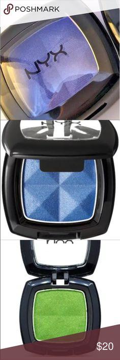 NYX new eyeshadow lot of 3 NYX new eyeshadow lot of 3 NYX Makeup Eyeshadow