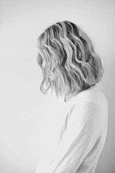 Layered Wavy Bob Hair Cuts Looks Style, Looks Cool, Medium Length Hair Cuts With Layers, Paris Mode, Hair Dos, Pretty Hairstyles, Hairstyle Ideas, Quick Hairstyles, Boho Hairstyles