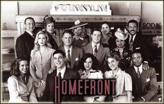 homefront - before kyle chandler was on friday night lights, and before john slattery was on mad men, they were on this show. it was my first tv obsession. hopefully one day it'll be on dvd.