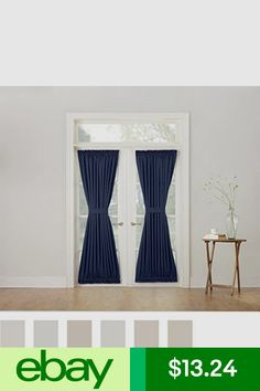 7 Best Sidelight Curtains Images On Pinterest Sidelight