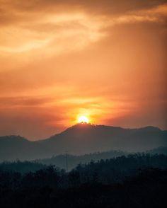#sunset  by mrbenbrown