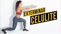 O Melhor Exercício Para Exterminar Celulite   Raquel Quartiero - Barriga de Sonho - YouTube