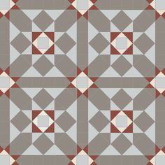 All the tile shapes in the Grasmere design are available in 25 colours. Grasmere will work in any combination of or 6 different colours. Geometric Tiles, Adhesive Tiles, Victorian Design, Graphic Patterns, House Front, Tile Design, Interior And Exterior, Tile Floor, Colours