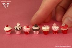 TUTORIAL - How to make Valentine's Cupcakes