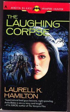Omslagsbilde av The Laughing Corpse (Anita Blake Vampire Hunter)