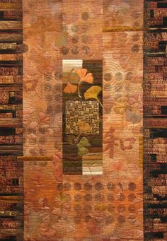 Harmony quilt by Lonni Rossi, posted by Eleanor Levie