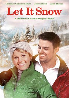 Directed by Harvey Frost. With Candace Cameron Bure, Jesse Hutch, Alan Thicke, Gabrielle Rose. An executive examines her company's new property and prepares a presentation to transform the rustic lodge into a new hot spot. Let It Snow Hallmark, Películas Hallmark, New Hallmark Christmas Movies, Films Hallmark, Xmas Movies, Family Christmas Movies, Hallmark Channel, Family Movies, Good Movies