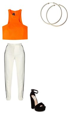 """""""Untitled #58"""" by avakitchen on Polyvore featuring Elie Saab, Dsquared2 and Steve Madden"""