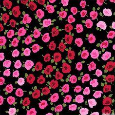 On the Town - Ava Rosebuds - Black