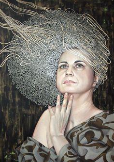 "Anna Rączka ,,Zapomniana melodia"" Anna, Hand Fan, Home Appliances, House Appliances, Appliances"