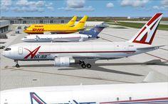 ABX Air Boeing 767-200F