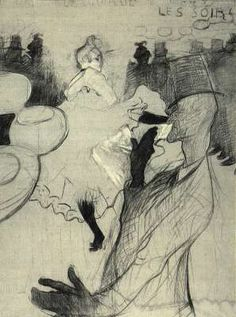 toulouse lautrec drawings - Google Search