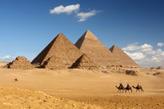 Scientists Discover Egyptian Secret to Making the Pyramids:
