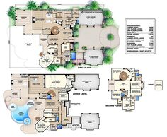 15 best mediterranean tuscan house plans images tuscan house plans rh pinterest com