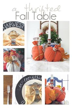 Fall Budget Decorati