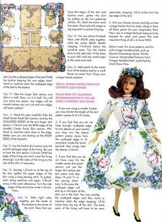 Picasa Web Albums - Hankie dress pattern