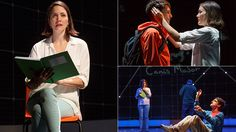 Image result for the curious incident of the dog in the nighttime siobhan pictures