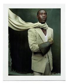 Don Cheadle by Diego Uchitel Love Photography, Portrait Photography, Stephen Baldwin, Isabella Blow, Mary Louise Parker, Gina Gershon, Arizona Muse, Patricia Arquette, Evan Rachel Wood